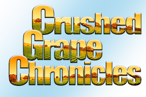 Chrushed Grape Chronicles Logo